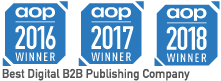 Infopro Digital - AOP Best Digital B2B Publishing Company 2016, 2017 & 2018